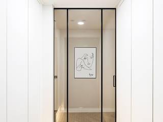 WITHJIS(위드지스) أبواب داخلية ألمنيوم/ زنك Black