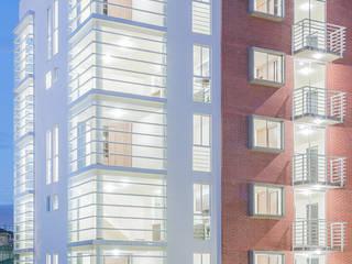 Desarrollo Inmobiliario:  de estilo  por Fotografía Sabina Studio