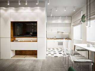 Vivo Кухня в скандинавском стиле от Family Cozy Скандинавский