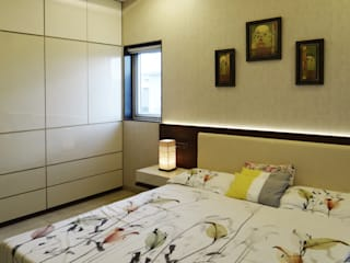 Millenium One:  Bedroom by Nuvo Designs