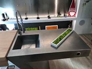 Built-in kitchens by ZED EXPERIENCE - indoor & outdoor kitchen,