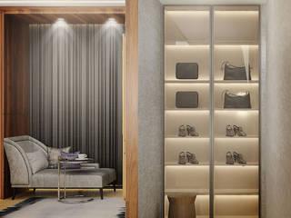 G Residence Kamar Tidur Modern Oleh Co+in Collaborative Lab Modern