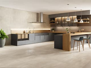 Cozinha:   por Gonçalrochas - Cozinhas - Love Kitchen
