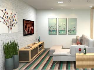 Decoropravocê - Decoração ao seu alcance. Living room