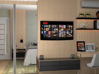 Decoropravocê - Decoração ao seu alcance. Scandinavian style bedroom