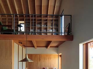 TabHouse: 稲山貴則 建築設計事務所が手掛けた和室です。