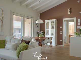 Home Staging Immobile Abitato - Casa Chocolat di VP+ Home Staging