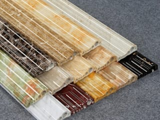 Delle Dekoratif Yapı Ürünleri San. Tic. Ltd. Şti. – Mermer Görünümlü PVC Duvar Panelleri:  tarz