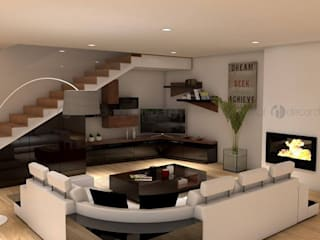 Decordesign Interiores Living roomTV stands & cabinets