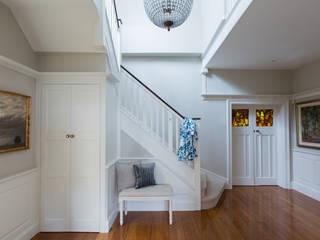 Edwardian Elegance - Entrance Hall:   by Casey & Fox Ltd
