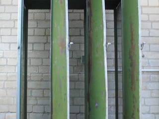 Lux-Est BathroomStorage Iron/Steel Metallic/Silver