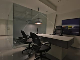 Modern commercial spaces by SPACCE INTERIORS Modern