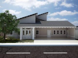 Casas modernas: Ideas, diseños y decoración de THACO. Arquitetura e Ambientes Moderno