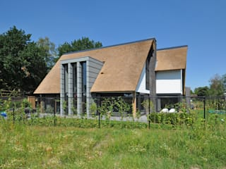 Maisons rurales par Bongers Architecten Rural