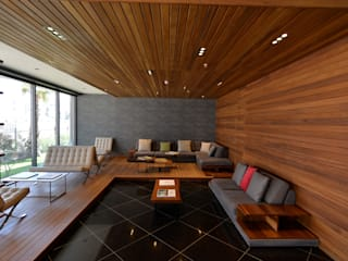 Cladding:   by Motama Interiors and Exteriors