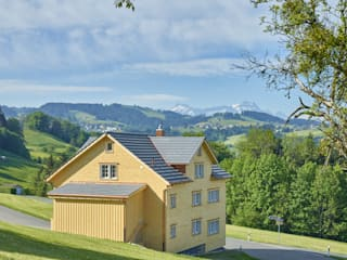 Classic style houses by firm ZT GmbH Classic