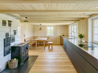 Modern Kitchen by firm ZT GmbH Modern