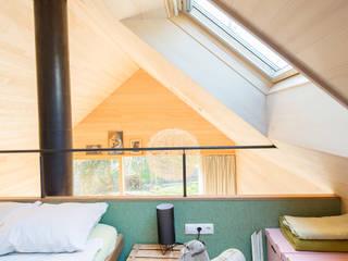 Modern Bedroom by firm ZT GmbH Modern