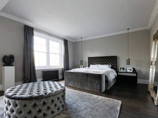 Bedrooms Chambre moderne par fabien ferrari Moderne