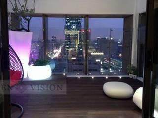 洄瀾柴房 景觀工作坊 貨櫃屋改造 Living room