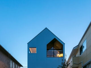 星設計室 Wooden houses Metal White