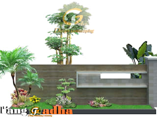 by Tukang Taman Surabaya - Tianggadha-art Modern