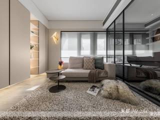 鑽石語彙:  客廳 by 禾郅 室內設計