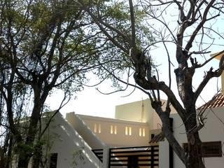 Casas de campo de estilo  por Chaukor Studio, Rural