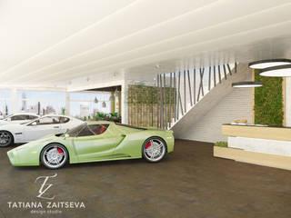 โดย Design studio TZinterior group ทรอปิคอล