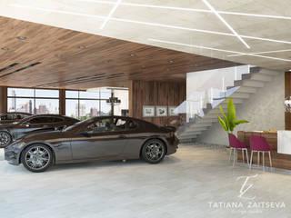 โดย Design studio TZinterior group คลาสสิค