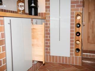 ラスティックデザインの キッチン の Heinrich-Wohnraumveredelung , Inhaber Ph. Lakomczyk ラスティック
