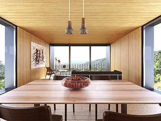 Projeto aprovado para estúdio em Casal da Renda Castelo de Paiva por MarquesMendes Arquitetos
