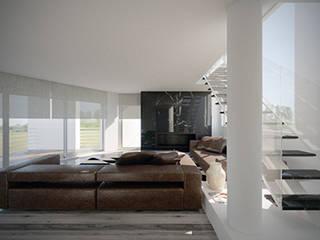 Remodelação de apartamento na Srª da Hora - Matosinhos por MarquesMendes Arquitetos