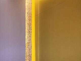 Sala de Jantar Integrada Apartamento no Morumbi.: Salas de jantar  por Reformas Inteligentes!