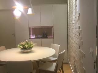 Sala de Jantar: Salas de jantar  por Claudia Saraceni