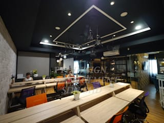 Office at Bandar Puteri Puchong:  Office buildings by PTL Design & Management Sdn Bhd,