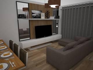 Moderne woonkamers van SindiyFiorella Modern