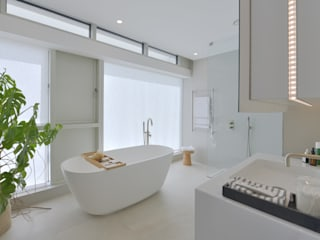 Show home Bathroom Baños de estilo moderno de Graham D Holland Moderno