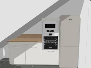 وحدات مطبخ تنفيذ S'PACE HABITAT / S'PACE HOME DESIGN
