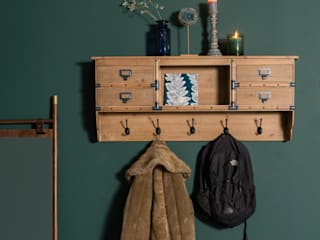 Amador Coat Rack: scandinavian  by Accessories for the Home , Scandinavian