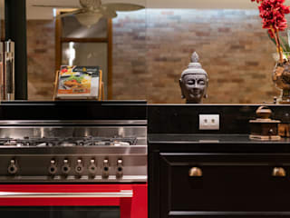 Studio Ideação Country style kitchen