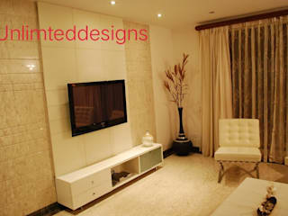 Residence Interior Tropical style bedroom by unlimteddesigns/bansal designs Tropical