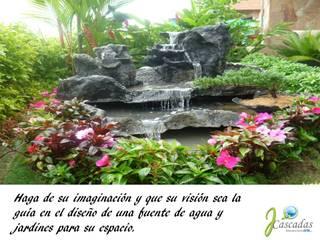 PRESENTACIÓN: Estanques de jardín de estilo  por JCASCADAS, Clásico