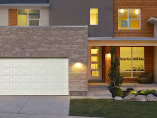Double Garage Door Automation:   by DigiDoor