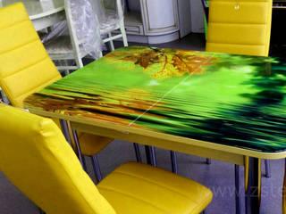 Zстекло KitchenBench tops Glass