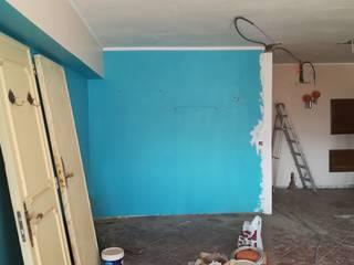 Remodelação apartamento T2 com mais de 30 anos - em execução por JBM engenharia