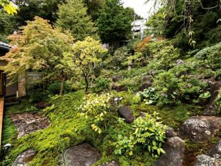 Jardines de estilo clásico de WA-SO design -有限会社 和想- Clásico