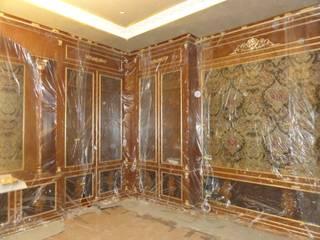 Vienna - arredo classico di lusso, per villa privata:  in stile  di Architetto Libero Professionista, Classico