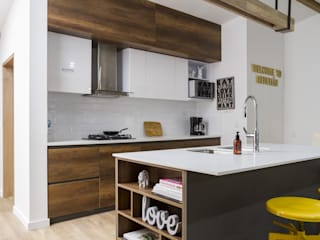 Kitchen by Adrede Diseño,