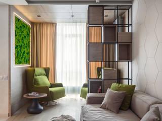 Minimalist living room by Planka Minimalist